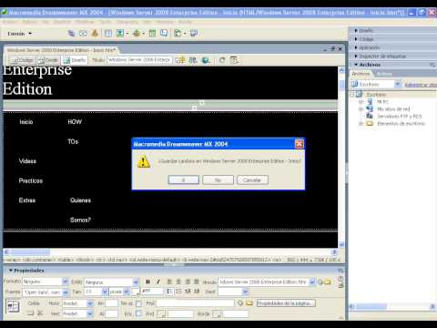 Interlazar Pestañas para que funcione como un solo HTML