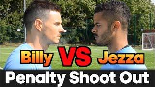BILLY WINGROVE VS JEREMY LYNCH   EPIC Penalty Shoot Out BATTLE