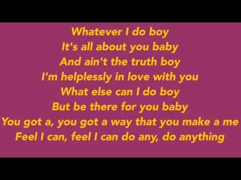 I'm your baby tonight - Whitney Houston Lyrics