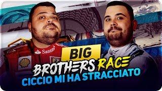BIG BROTHERS RACES : CiccioGamer89 Mi ha stracciato !! [GTA 5 Online]