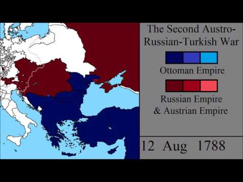 The Second Austro-Russian-Turkish War: Every Fortnight