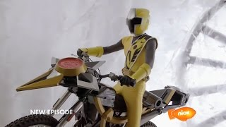 Power Rangers Ninja Steel Episode 5