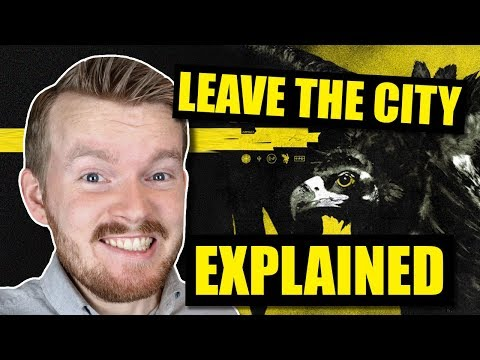 """What does """"Leave the City"""" by Twenty One Pilots mean?   Trench Lyrics Explained"""