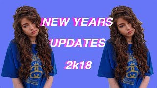 New Years// Updates// Videos// Dytto