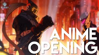 Anime OPENING - League of Legends