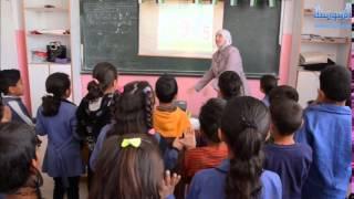 أفضل معلمة لغة انجليزية ... فيديو رائع