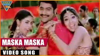 Main Hoon Gambler Hindi Dubbed Movie    Maska Maska Video Song    Eagle Entertainment Official