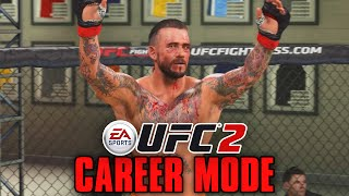 UFC 2 Career Mode - CM Punk - Ep. 2 -