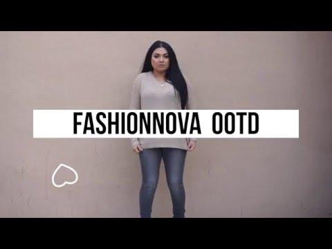FASHIONNOVA OOTD | MOMMY COMFY OUTFITS