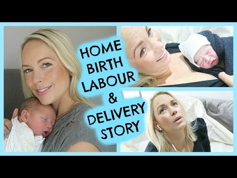 LABOUR & DELIVERY STORY - NATURAL 3 HOUR HOME BIRTH