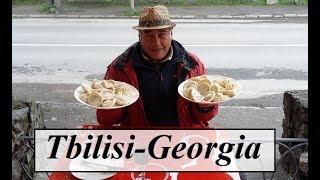 Georgia Old Tbilisi & Georgian Food  Part 17