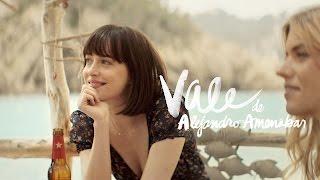"""Vale"" with Dakota Johnson and Quim Gutiérrez, directed by Alejandro Amenábar. Estrella Damm 2015"