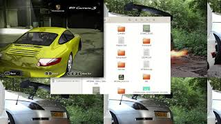 Mostrando mis autos del Need For Speed Most Wanted 2005.
