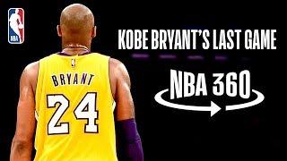 NBA 360: Kobe Bryant's Last Game