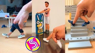 Best Finger Shuffle Dance Challenge | Funny Musically Dances Compilation
