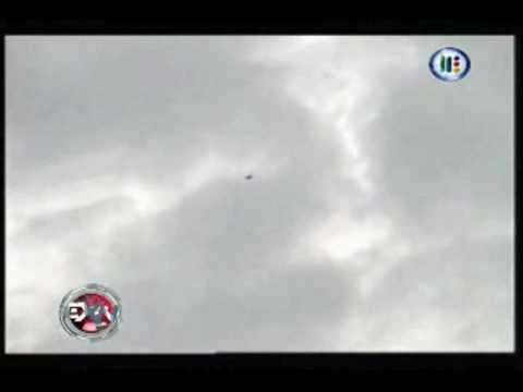 Extranormal Impresionante Video OVNI