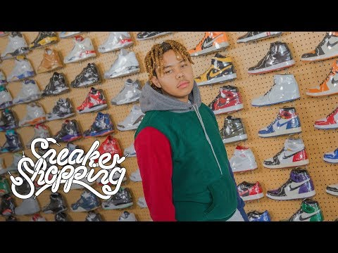 Xxx Mp4 YBN Cordae Goes Sneaker Shopping With Complex 3gp Sex