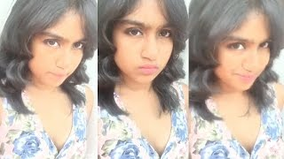 Madras Girl Jess Dubsmash | Cute Expressions | Kajal Agarwal | Thuppaki | Tamil Girls Dubsmash |