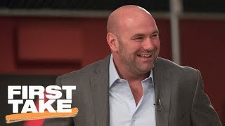 What Impact Has Dana White Had On Mayweather vs. McGregor? | First Take | June 15, 2017