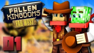 FALLEN KINGDOM FAR WEST #1 - Les retrouvailles !