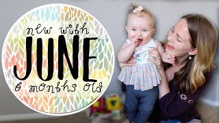 EXCITING BABY MILESTONE!! 6 Month Update!