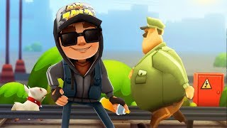 SUBWAY SURFERS GAMEPLAY HD - WASHINGTON D.C. ✔ JAKE AND 30 MYSTERY BOXES OPENING