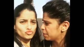 priya bapat & sai tamhankar hot together