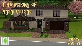 The Making of Agagi Village(Create a World) - Part 79: House 37