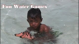 Fun Water Games and Summer Activities in Rote Indonesia