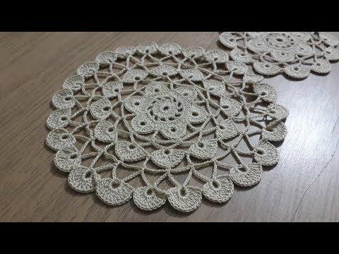 Yatak Odası Dantel Modeli Yapımı & Tığ işi Örgü Dantel Yapımı & Crochet