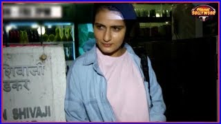 Fatima Sana Shaikh Conscious About Doing A Photo-shoot After Getting Trolled | Bollywood News