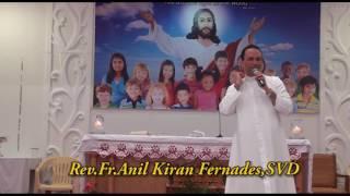 Jezu Jezu  Raincho Rai(Action Song) : Rev.Fr.Anil Kiran Fernandes,SVD