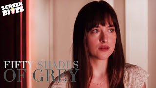Fifty Shades Of Grey | The Red Room | Dakota Johnson, Jamie Dornan