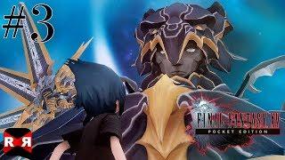 FINAL FANTASY XV POCKET EDITION - Chapter 9 - Walkthrough Gameplay Part 3