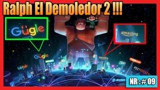 RALPH EL DEMOLEDOR 2 !!! | NotiRandom #09