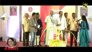 SanthaDevi Life Achievement Award | kozhikkode Narayanan Nair