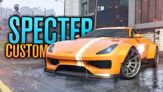 STUPIDLY WIDE SPECTER CUSTOM BUILD! | GTA 5 (Online)