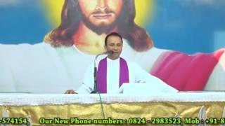 What is Holy Eucharist(English): Rev.Fr.Anil Kiran Fernandes SVD