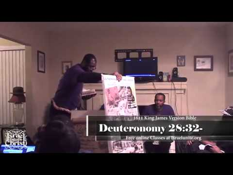 The Israelites  The Sit Down IUIC and Christian Ministry