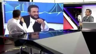 لقاء شعيب راشد في قناة العرب والحديث عن الدكتور طارق الحبيب