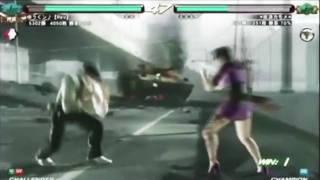 Tekken 6 | Anna vs Beak - V084