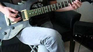 Harem Scarem - Die Off Hard - Guitar Cover