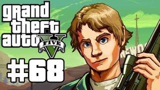 Grand Theft Auto 5 Gameplay / Playthrough w/ SSoHPKC Part 68 - Franklin. James Franklin
