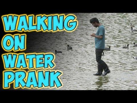 Xxx Mp4 Walking On Water Prank 3gp Sex