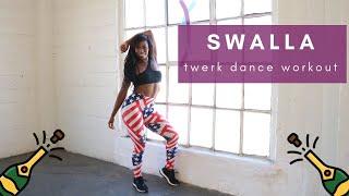 Swalla Twerk Dance Workout | Jason Derulo ft. Nicki Minaj & Ty $