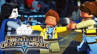 STAR WARS: Die Abenteuer der Freemaker - Clip aus Folge 2: Kleiner Bruder | Disney Channel