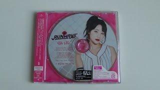 Unboxing AOA 2nd Japanese Studio Album Runway (Yuna Edition)