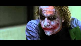 The Dark Knight Interrogation Scene