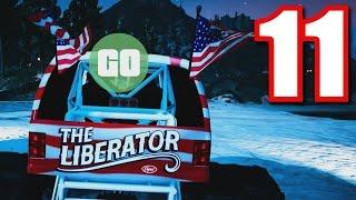 MONSTER TRUCKS! | GTA 5 #11