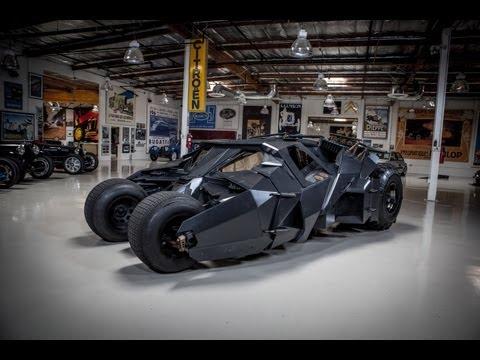 Batman s Tumbler Jay Leno s Garage